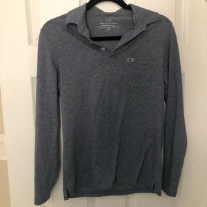 Vineyard Vines XS Edgartown long sleeve polo shirt